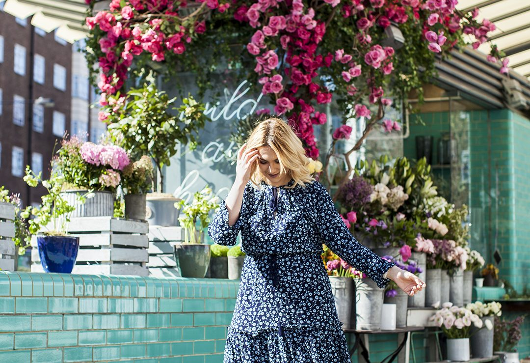Spring Wardrobe Update: The Midi Dress