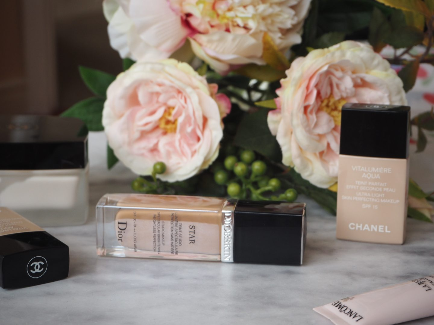 5 FAVOURITE FOUNDATIONS