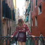 The beautiful streets of Venice